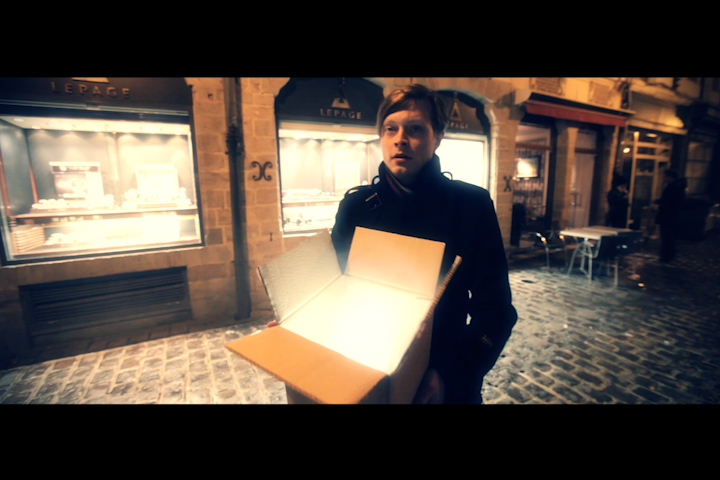 A Special Delivery (Short) - 2011