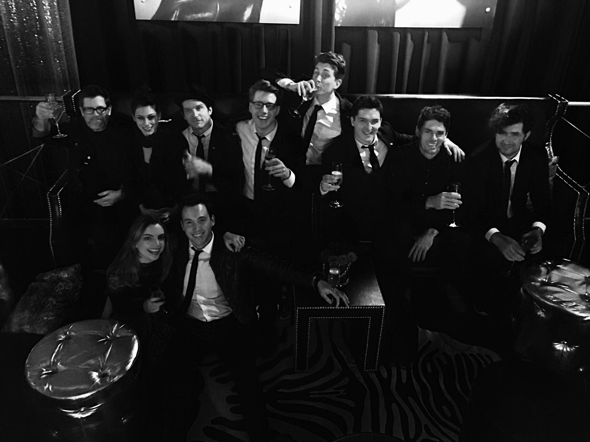 Aria NYE Party, Las Vegas