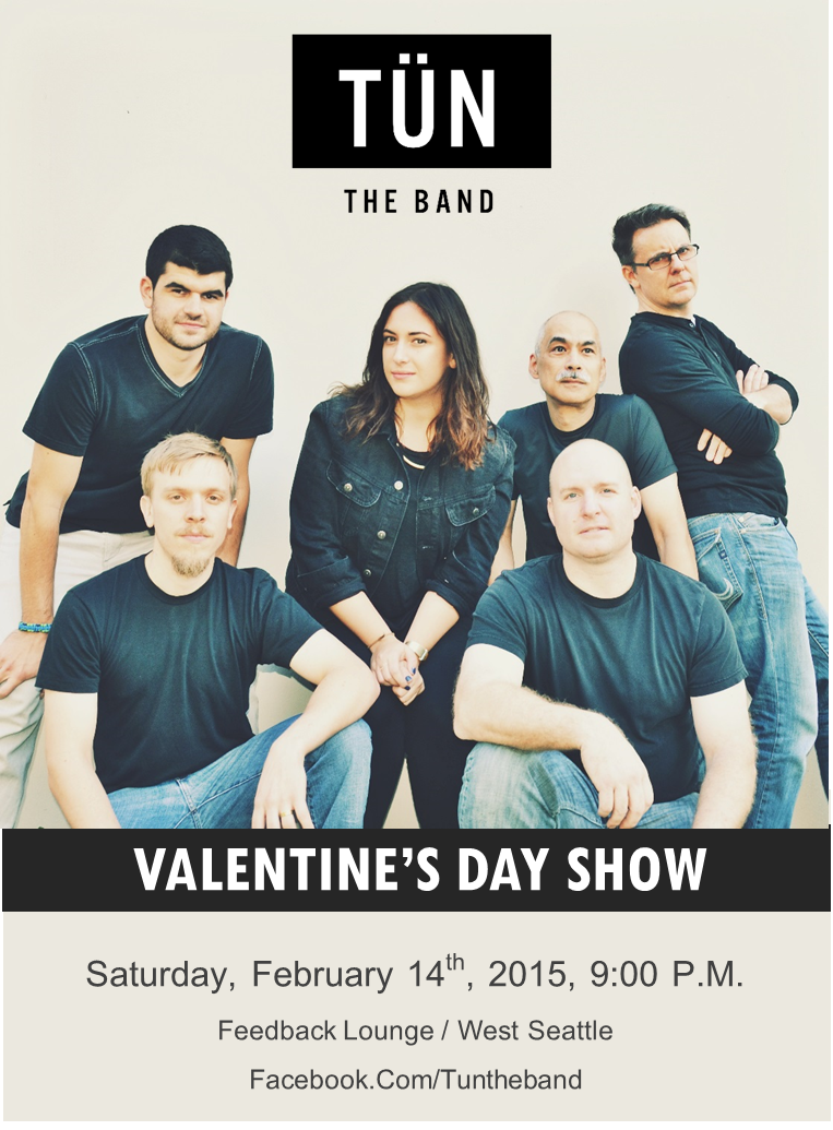 RSVP for the Valentine's Day show on Facebook: https://www.facebook.com/events/981370171875756/