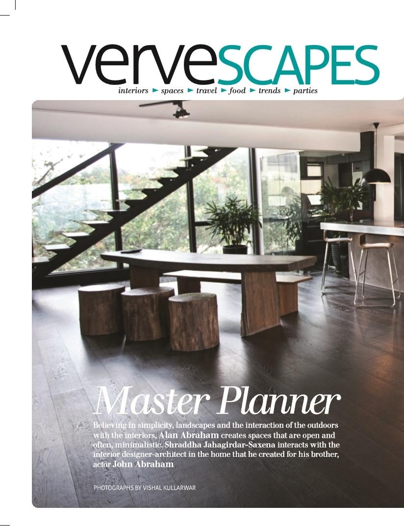 VerveScapes - July 2013