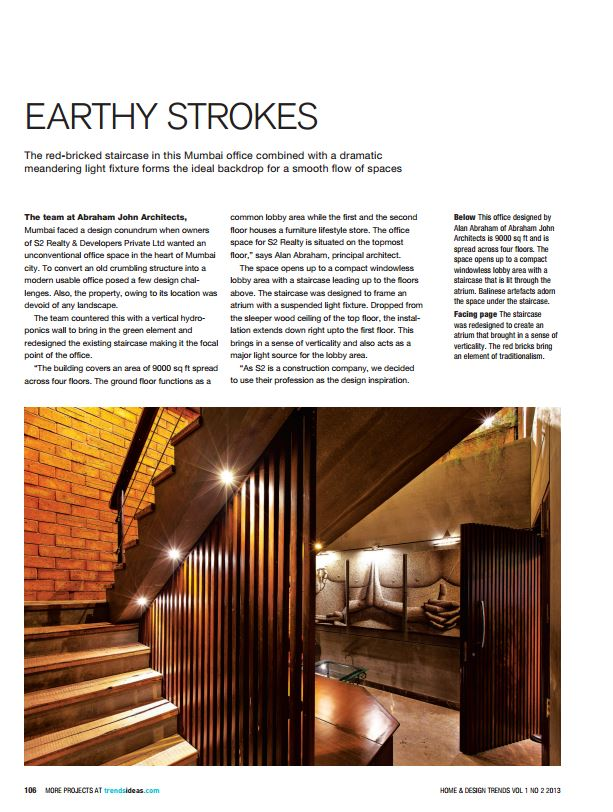 Home & Design Trends - Commercial Design Special, June 2013