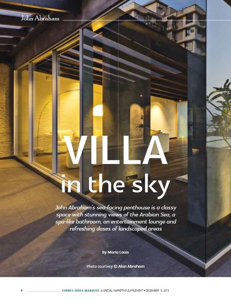 Forbes: Real Estate Supplement, Dec 2013