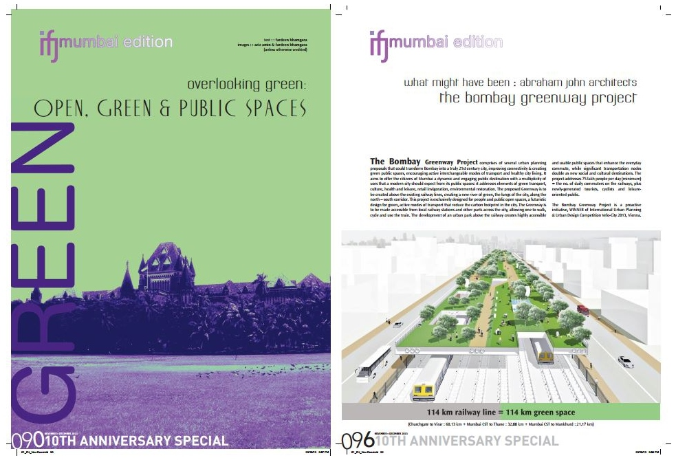 IFJ Mumbai Edition, Nov-Dec 2013