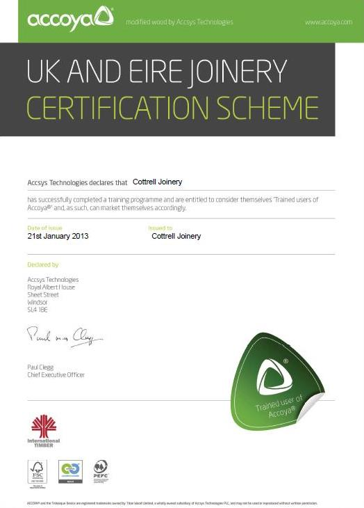 Accoya certificate.jpg