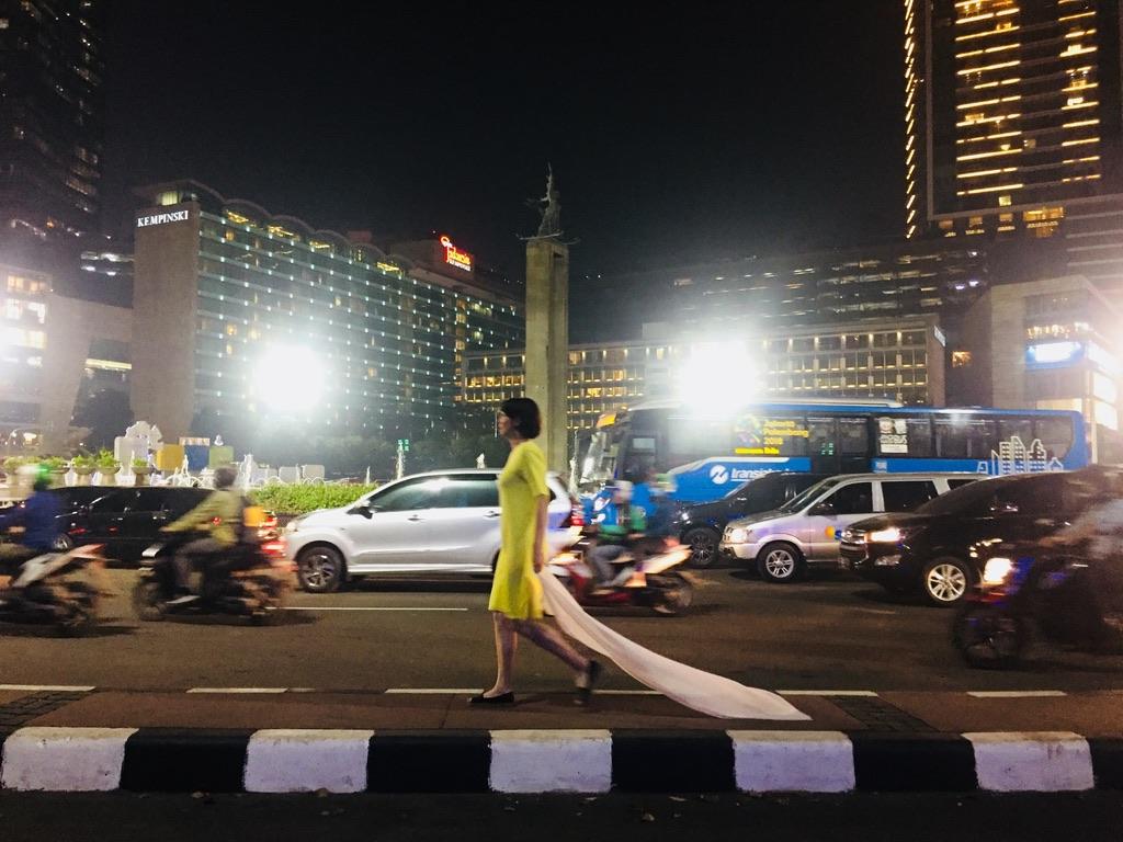 Performance, Selamat Datang Monument, Jakarta, 07/2018
