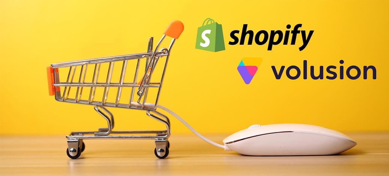 Shopify vs Volusion (2019) | Comparison of Two Leading