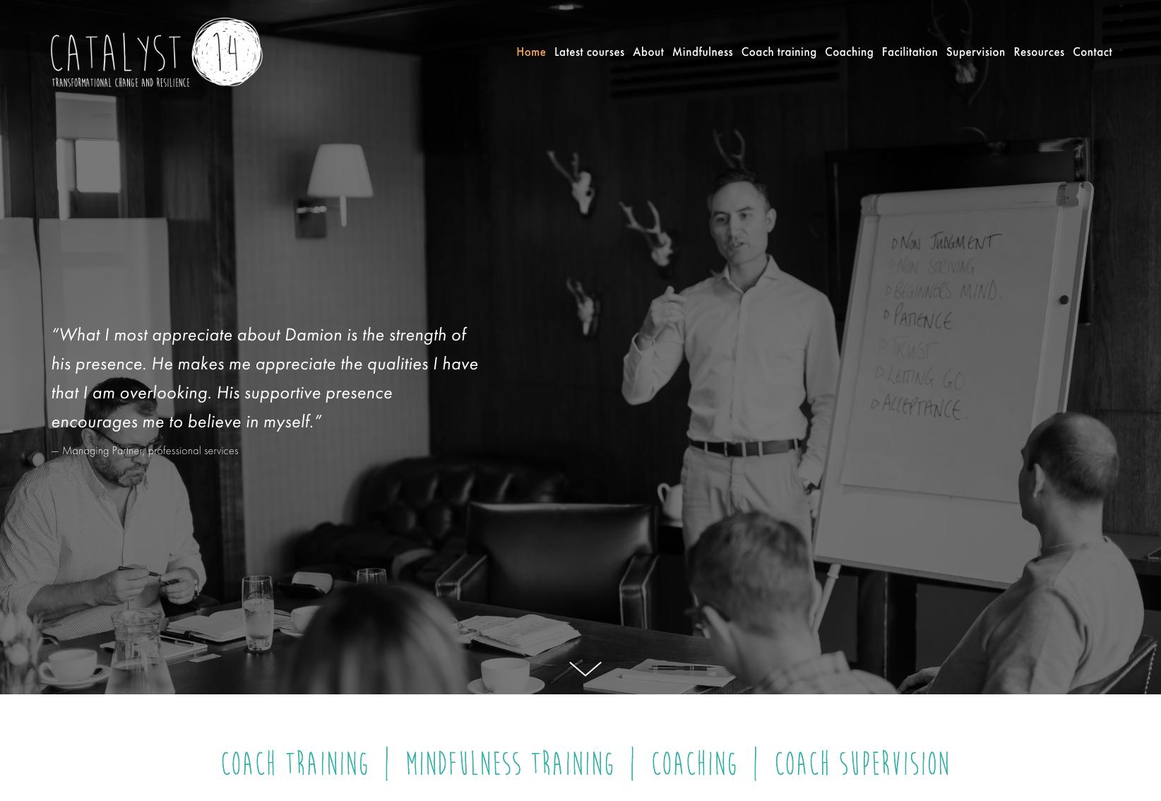 Catalyst 14 - London Coaching Company