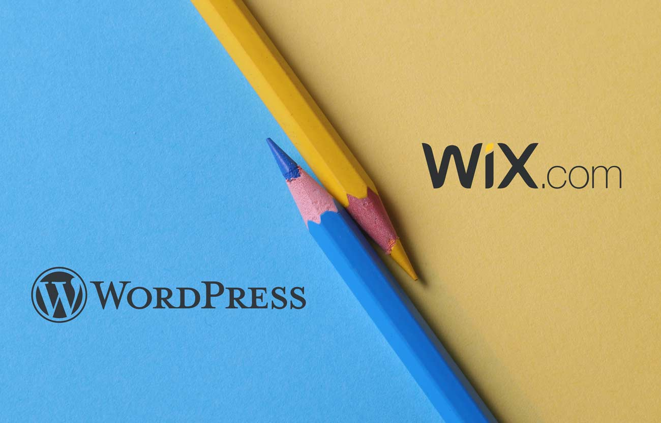 WordPress vs Wix (2019) — Which is Best? — Style Factory
