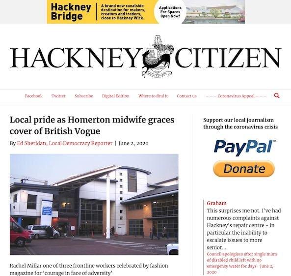 Può essere molto più facile ottenere la copertura per la tua attività su un giornale locale che su uno nazionale, ma ciò può comunque darti alcuni backlink molto preziosi.