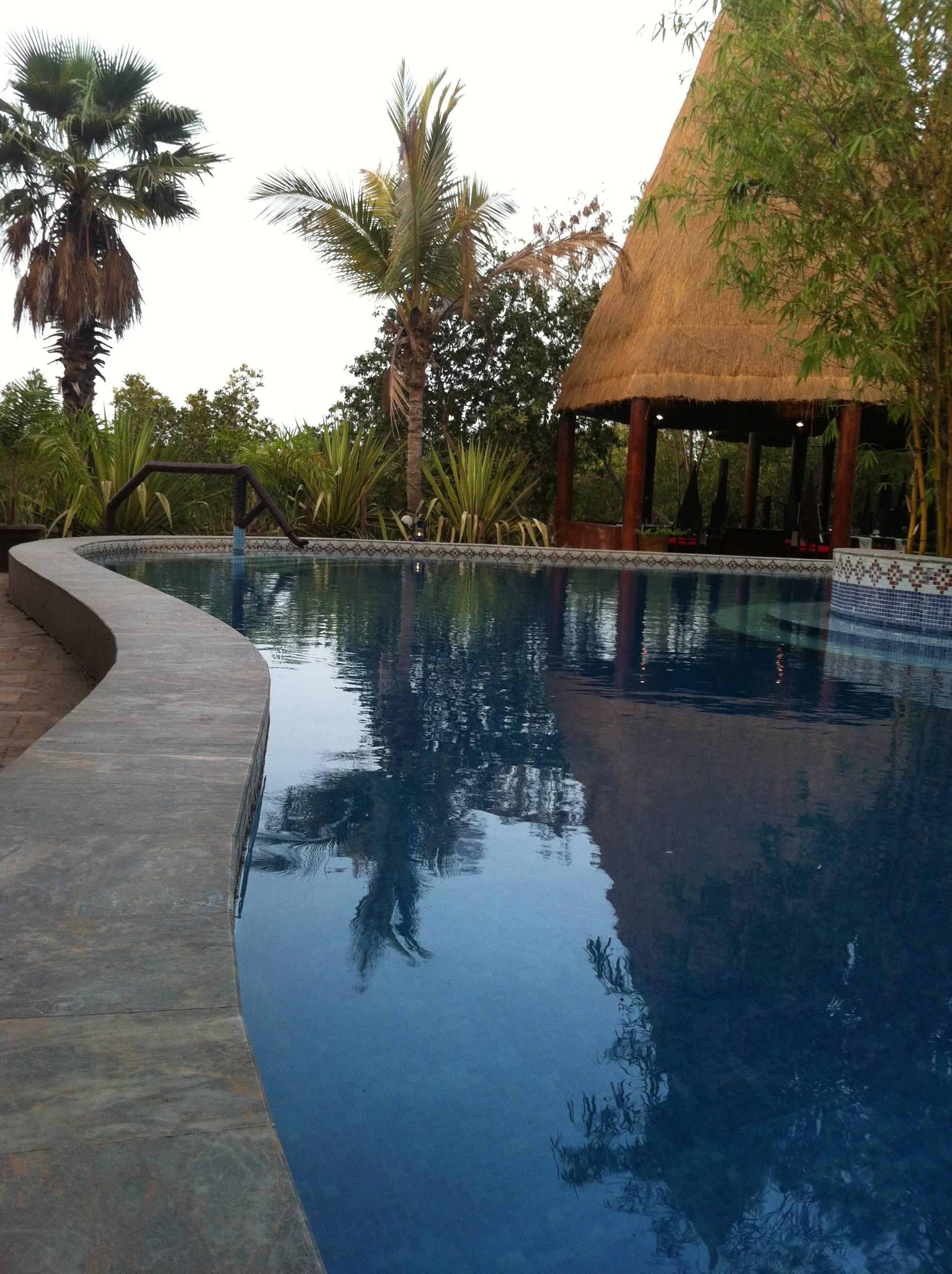 Mandina Lodges Pool