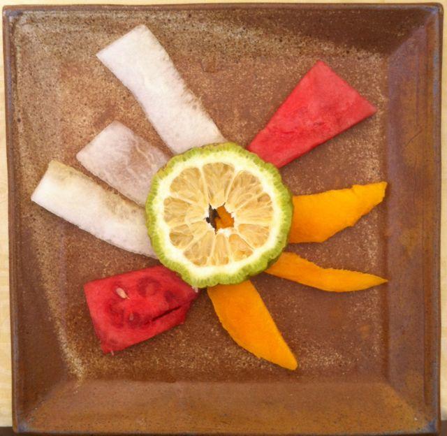 Mmmm, fruity