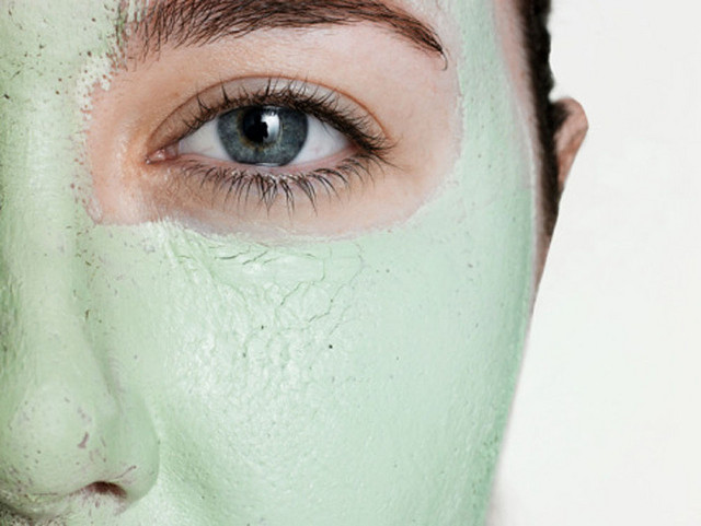 You know that feeling when a face mask is drying out? That's what my face feels like straight out of the shower!  Image by  Foundry Park Inn