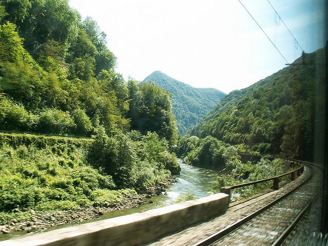 Slovenia here I come... Image by  Jaime Silva