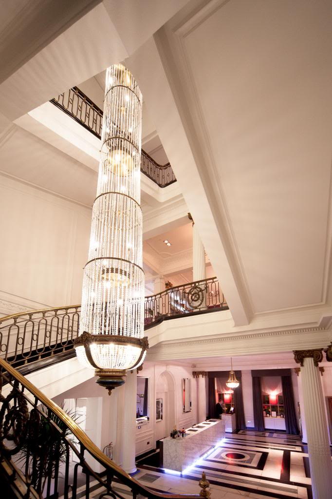 Blythswood Square lobby