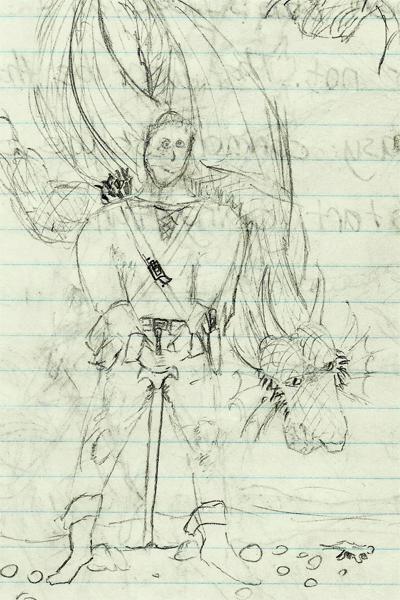 More Dragon Lord (Still age 7)