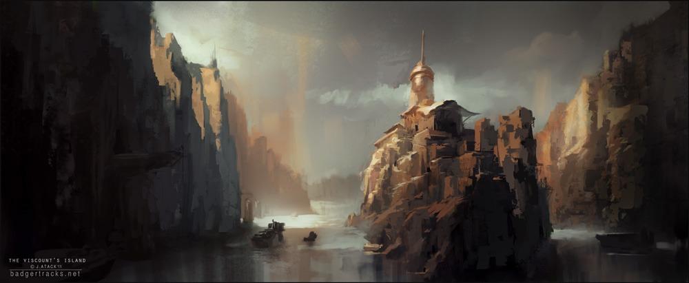 Noble's Island by Josh Atack