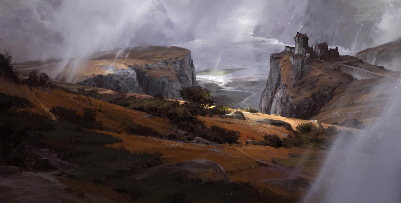 Highland Gap, Dorje (click to enlarge)