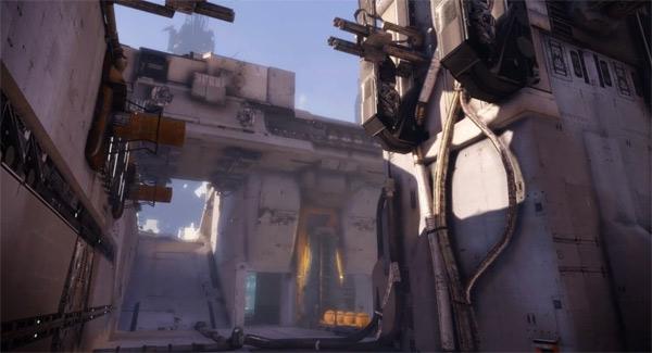 Screenshot from Hawken