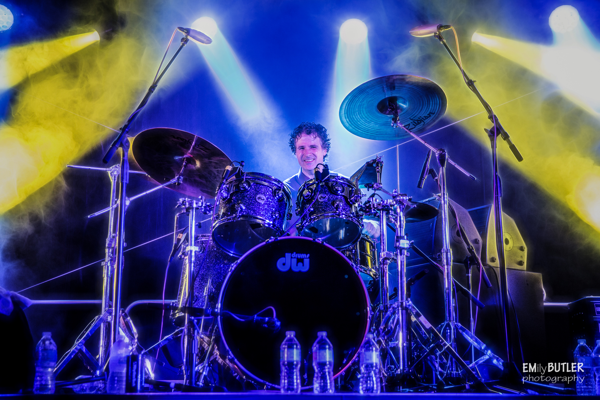Geoff - Drums