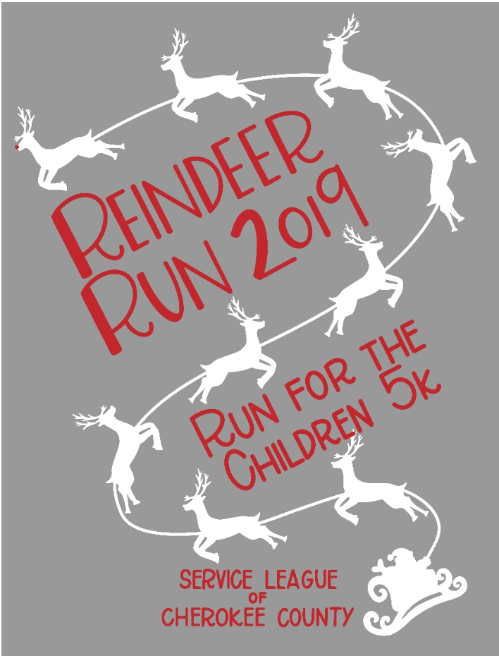 Run for the Children Reindeer Run 5K Race & 1-Mile Fun Run