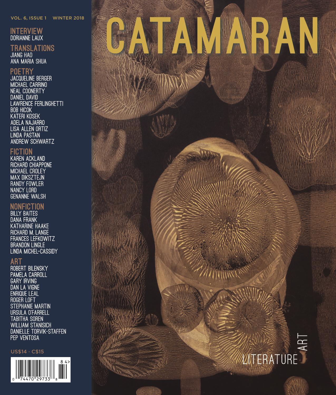 Winter 2018 — Catamaran Literary Reader