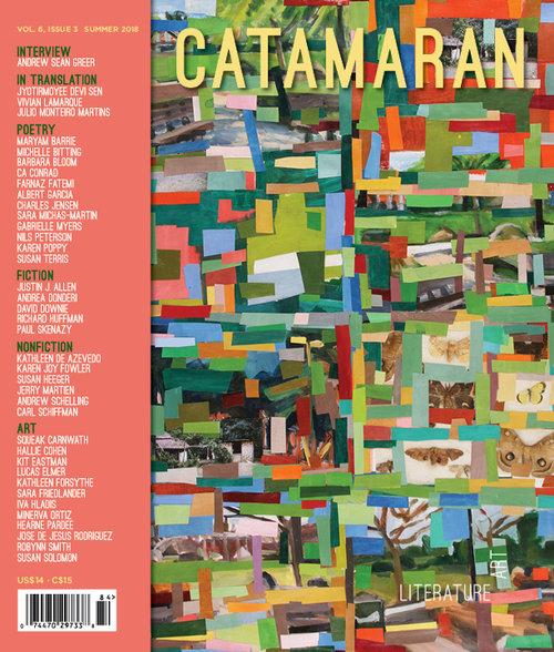 Summer 2018 — Catamaran Literary Reader