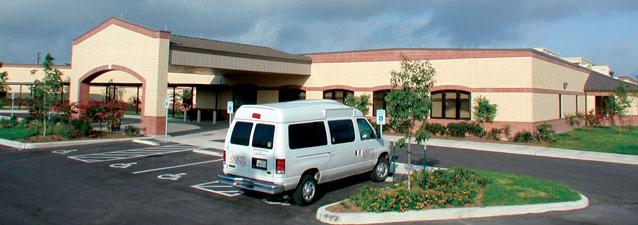 Warm Springs Specialty Hospital in Luling, Texas.