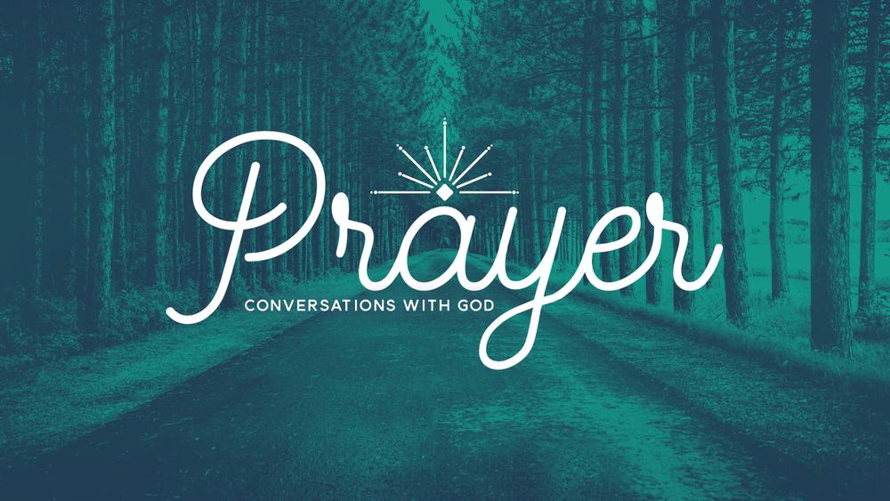 Sample Prayers below to teach how to pray.