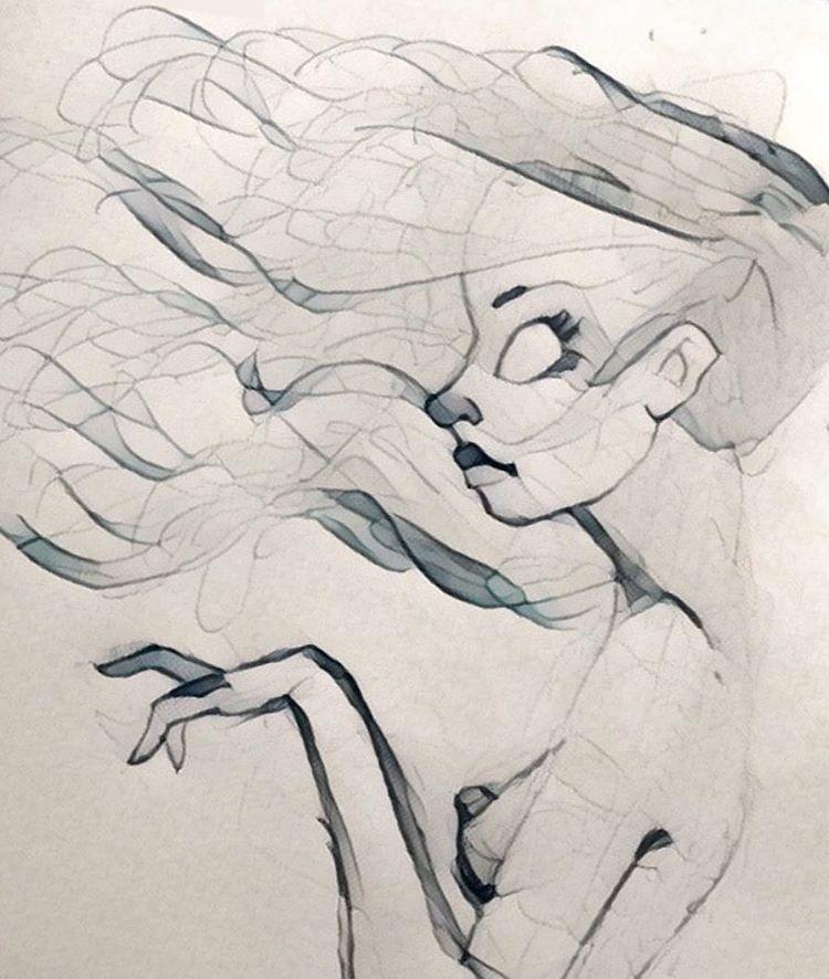 #sketchbook #sketch #drawing #dailysketch #artist_features #srartwork