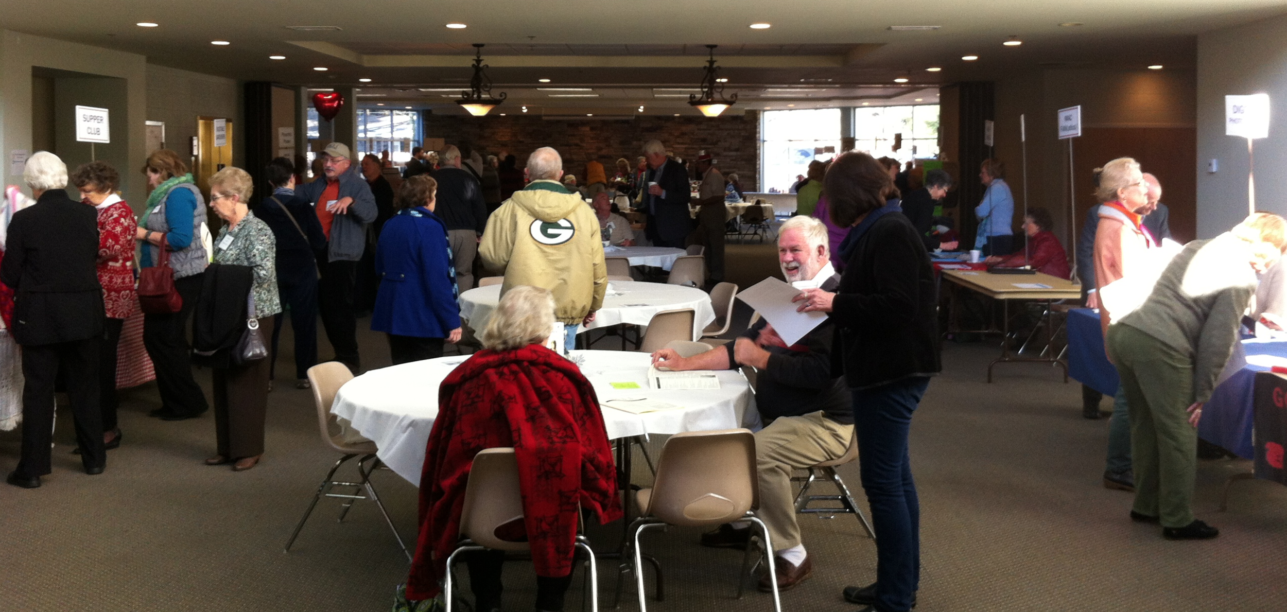 January Registration and Information Day at Central