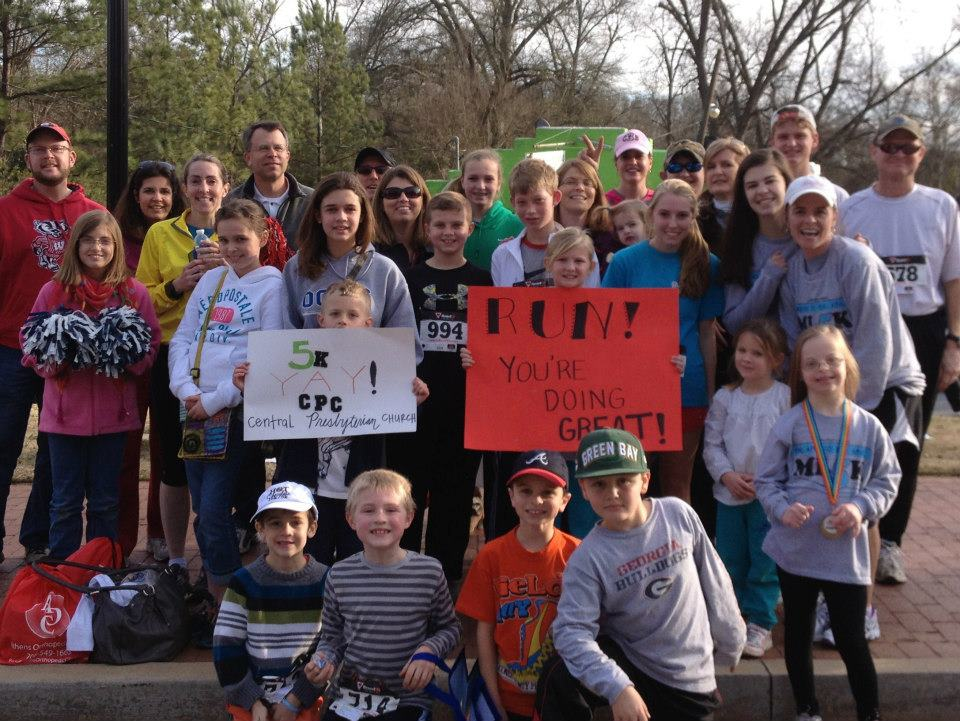 ARPC's members had a great time participating in the ESP 5K race in 2014