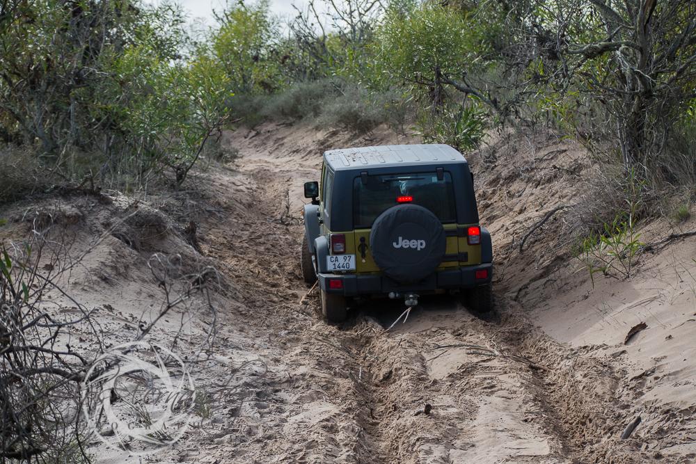 Getting stuck!