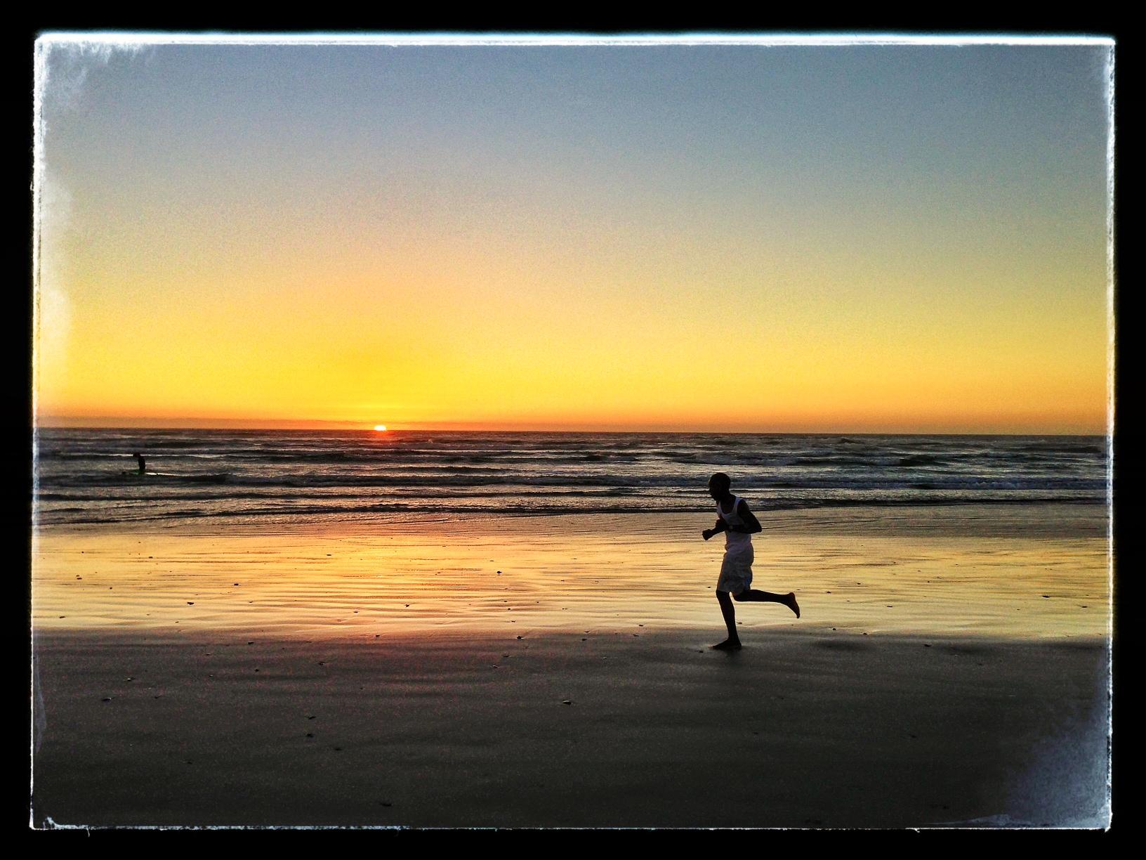 African Runner