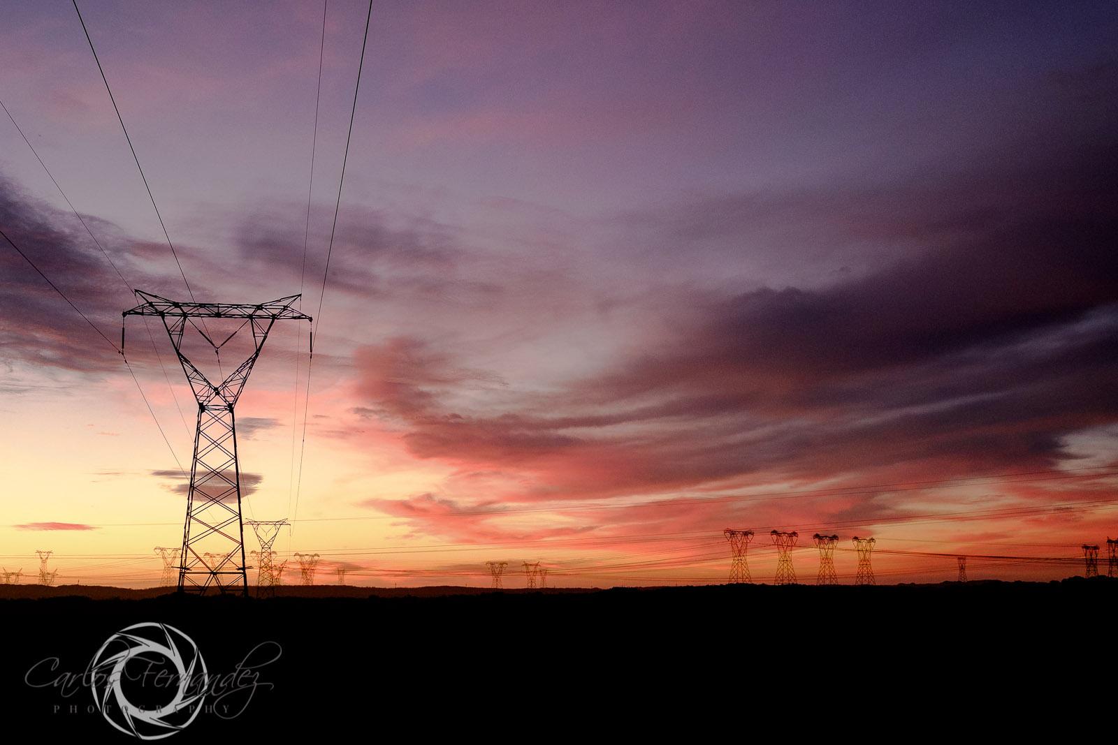 Sunrise at Koeberg - 141/365