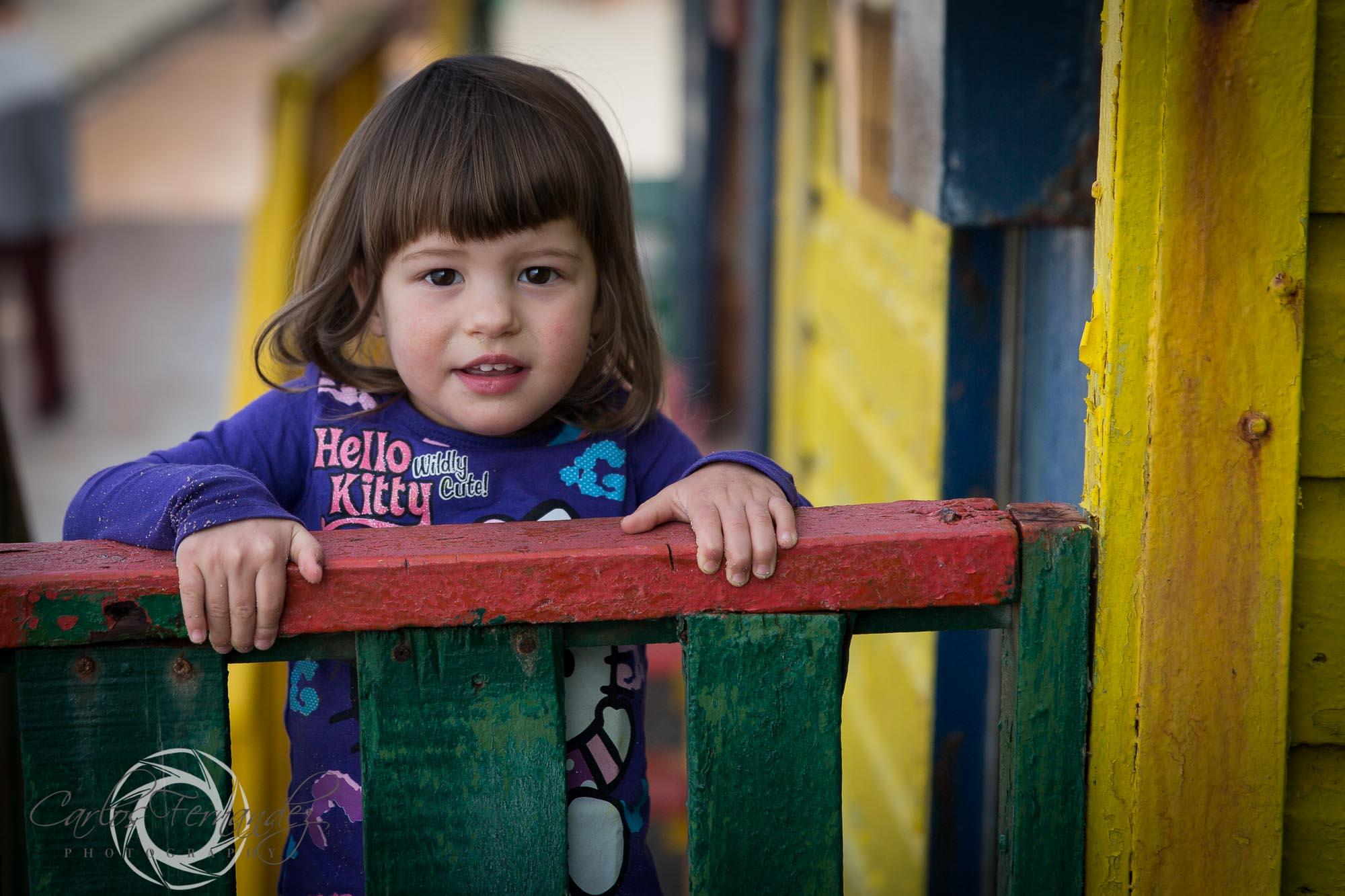Little Girl in Muizenberg - 200/365