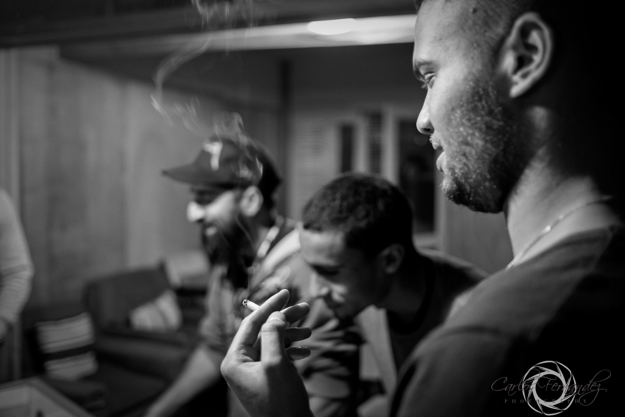 Smoke Trails on Long Street - 227/365