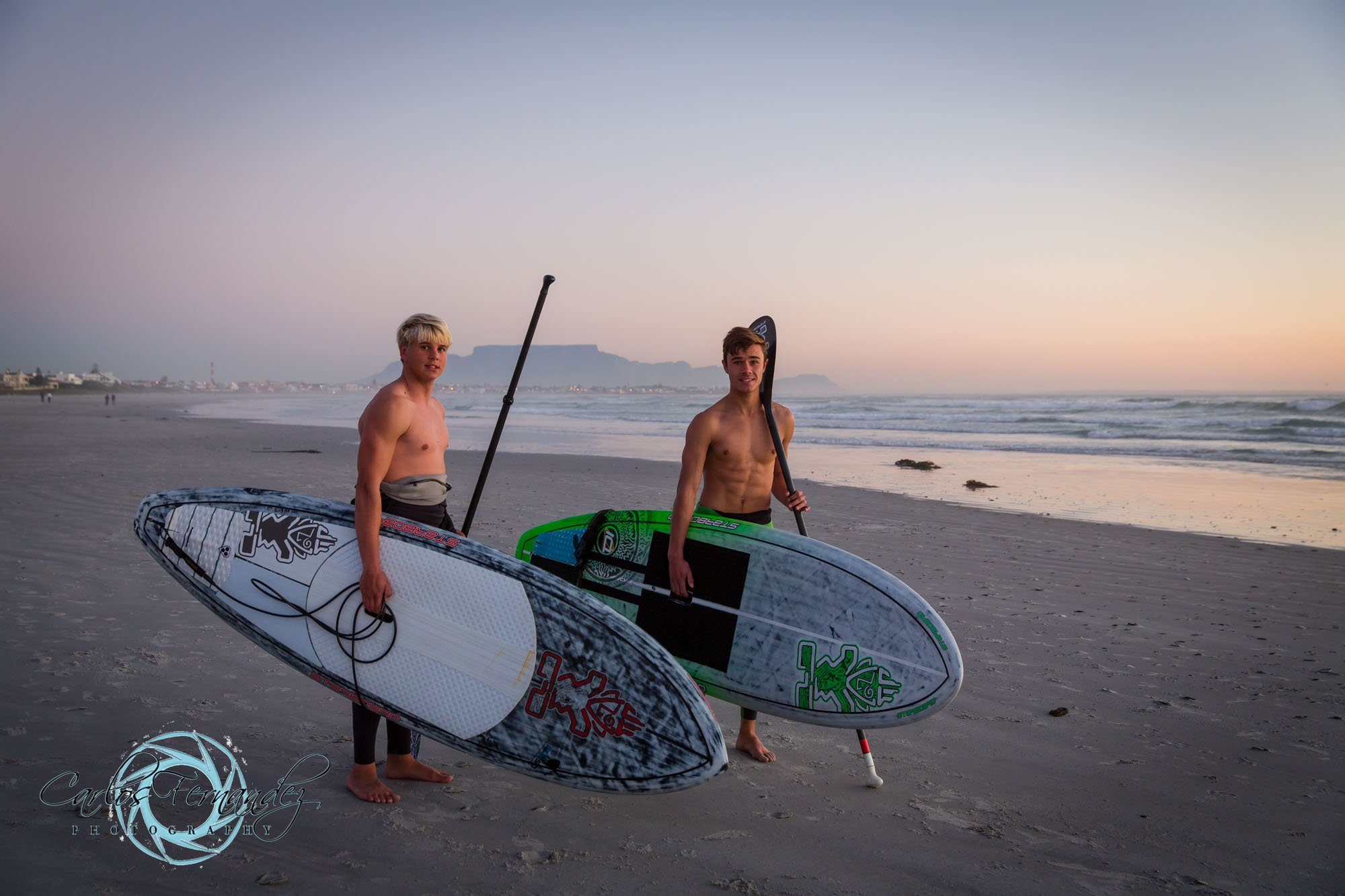 Stand Up Paddleboarders - 228/365