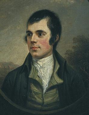 Robert Burns by Alexander Nasmyth, 1787 Scottish National Portrait Gallery