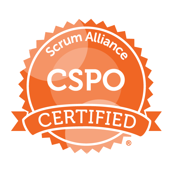 Certified Scrum Product Owner (CSPO) -