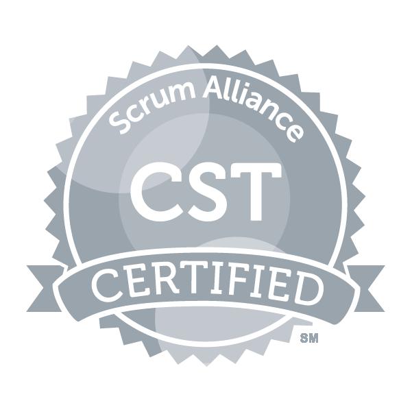 Certified Scrum Trainer®