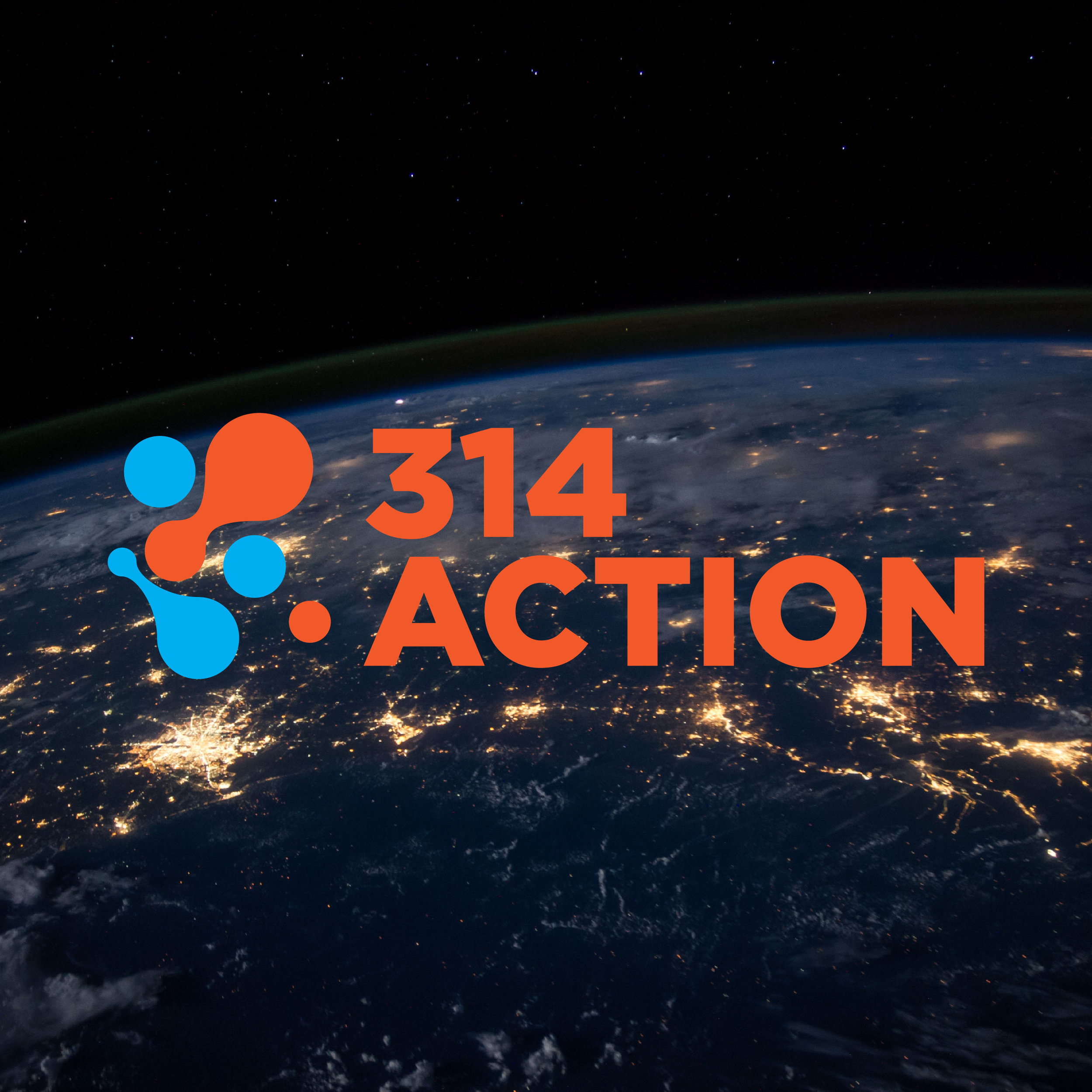 314 Action | Branding   314 Action is a PAC that strives to get STEM professionals running for office. After recent changed in government, I was hired to rebrand the PAC and advice with their online presence.