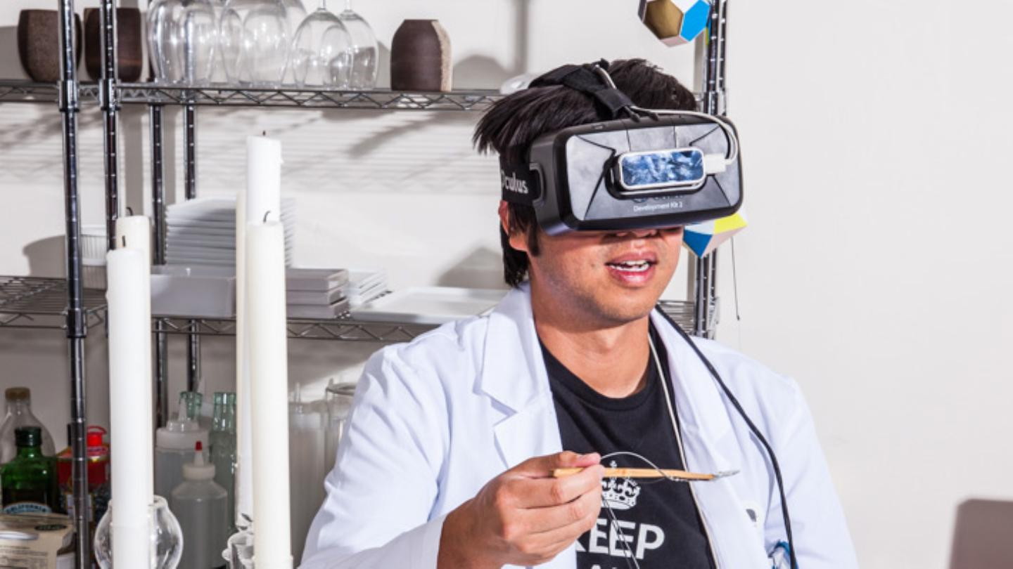 Eating the Uncanny Valley: Inside the Virtual Reality World of Food  (MUNCHIES, APR 13 2015)