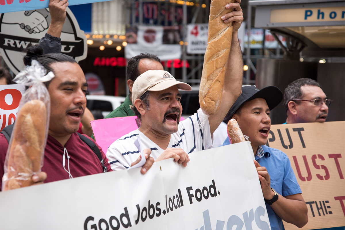 The Fate of NYC's Undocumented Bakers Could Change the Food Industry  (CIVIL EATS, SEP 13 2017 )