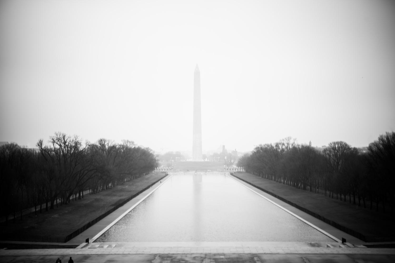 """""""Washington Monument"""" by Dan Schenker"""