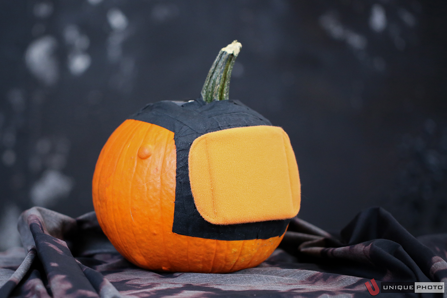 The world's first-ever  Instant  Pinhole Pumpkin Camera, created by Nick Mancini.