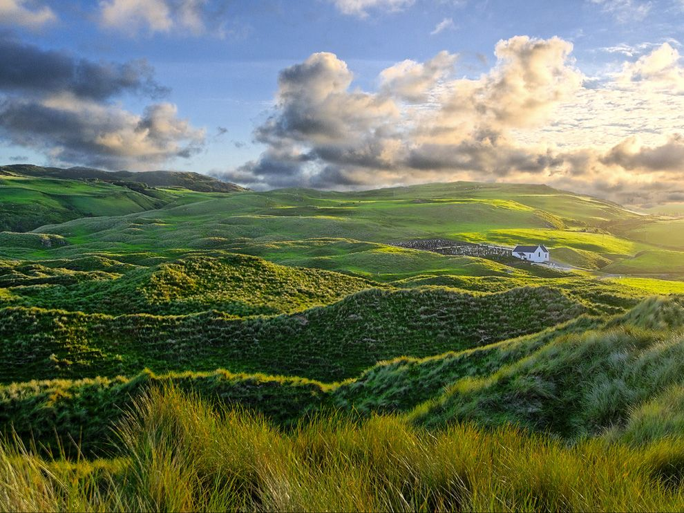 Inishowen, Ireland. Photograph by Dave Johnston, Your Shot (via National Geographic)