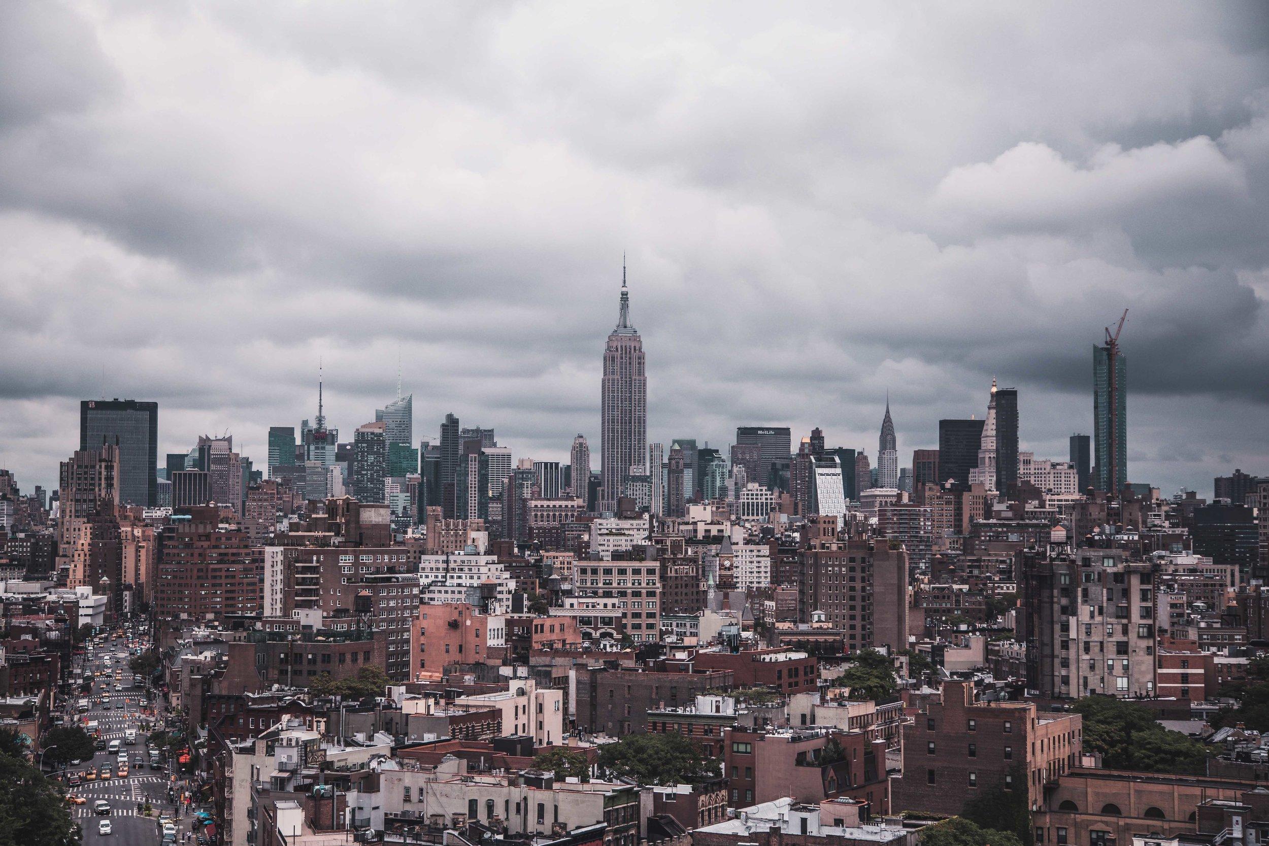 New York City by Dan Schenker