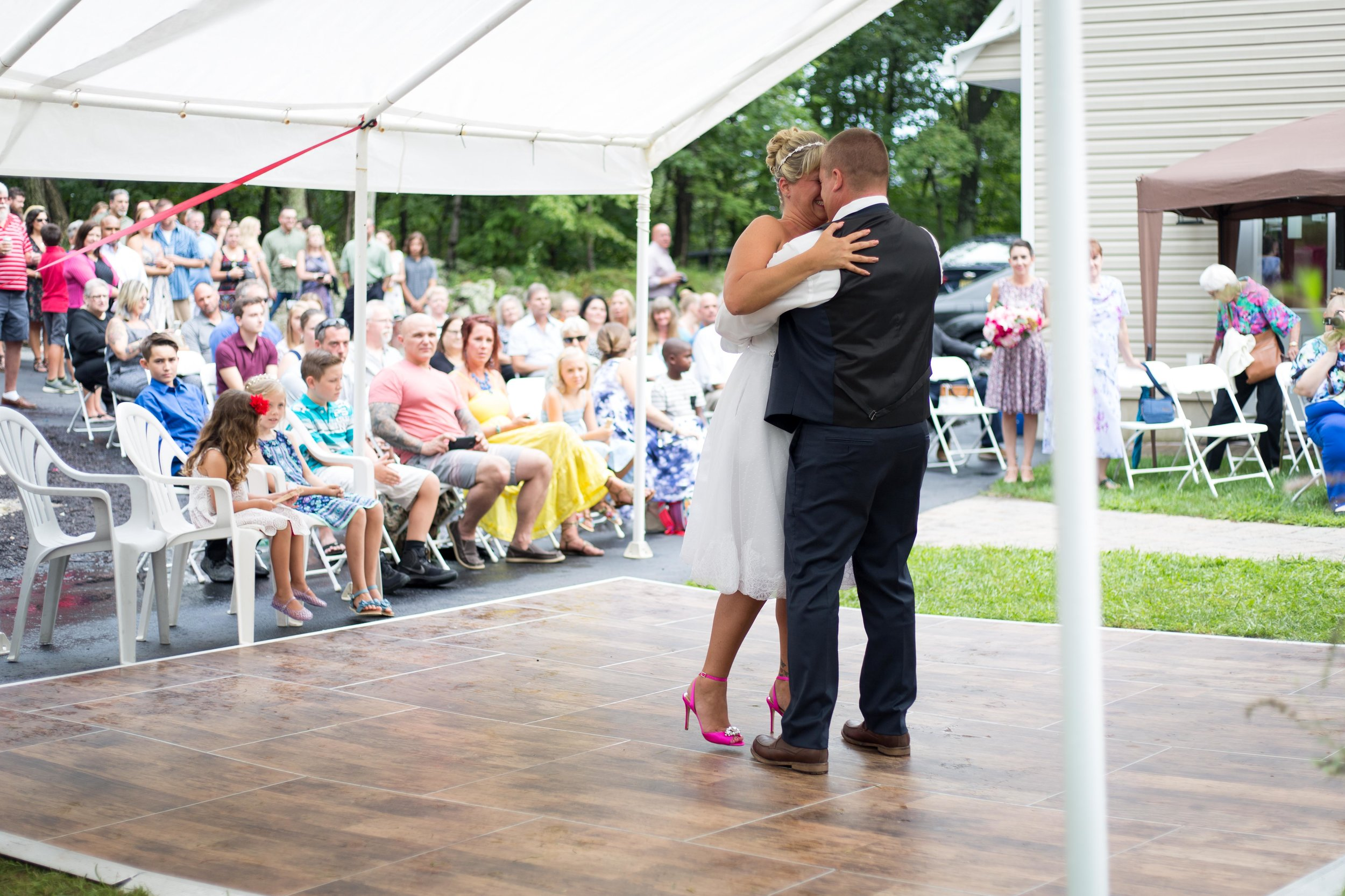 Michelle and Bill's Sussex County NJ Backyard Wedding by Dan Schenker Photography-13.jpg