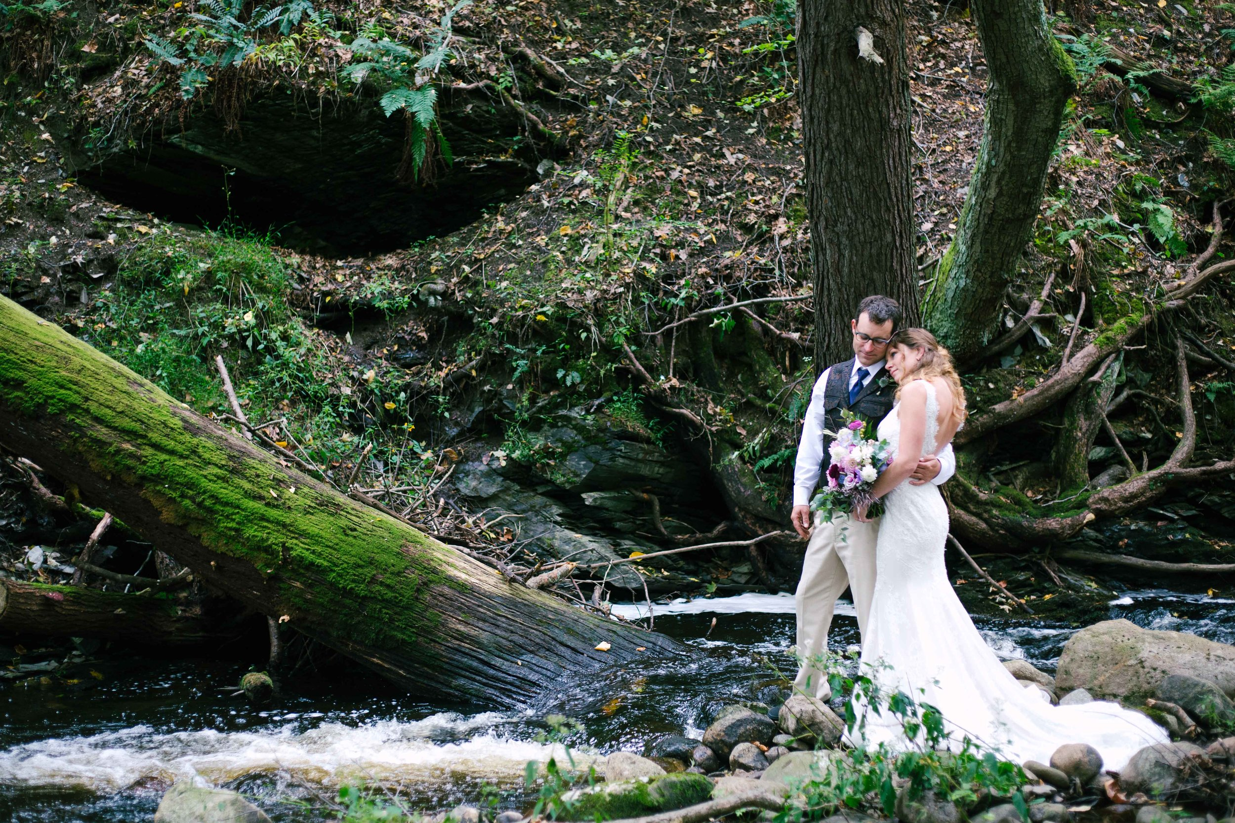 Alysa and Sean's Magical Stillwater Wedding in the Woods-15.jpg