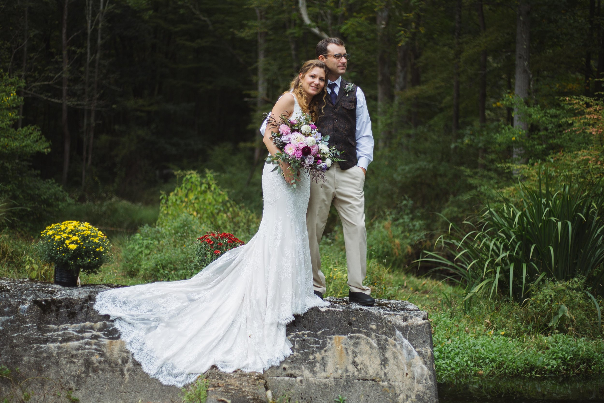 Alysa and Sean's Magical Stillwater Wedding in the Woods-23.jpg